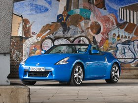 Fotos de Nissan 370Z Roadster UK 2010