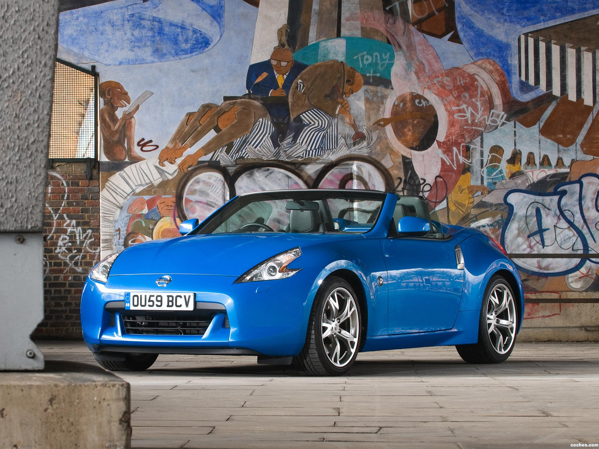 Foto 0 de Nissan 370Z Roadster UK 2010