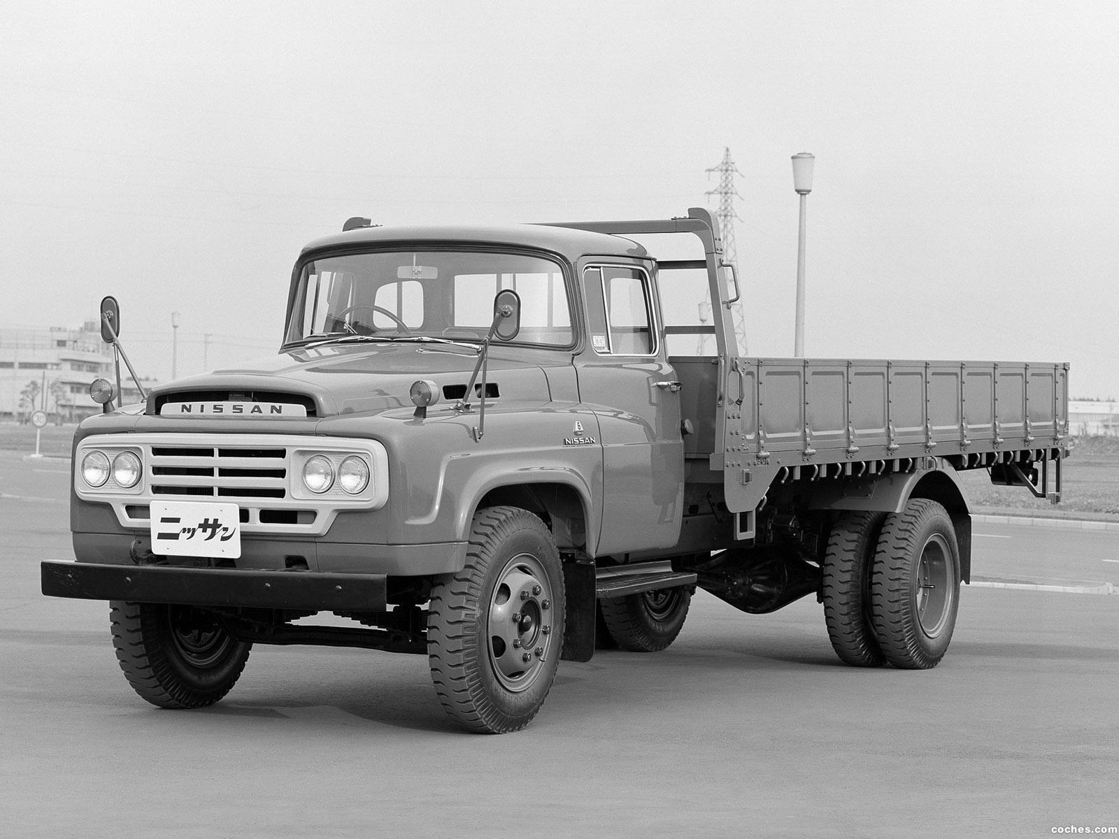 Foto 0 de Nissan 680 1959