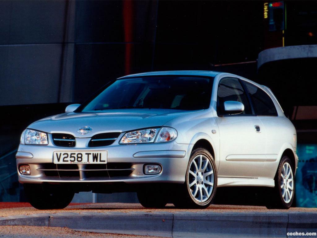 Foto 0 de Nissan Almera 2000