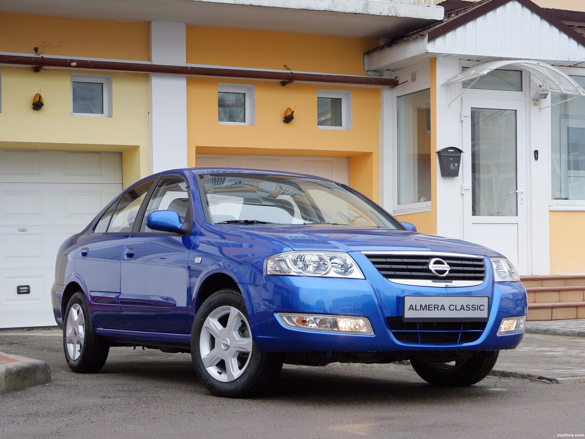 Foto 0 de Nissan Almera Classic N16 2006