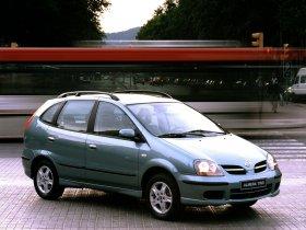Ver foto 15 de Nissan Almera Tino 2000