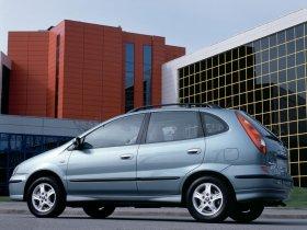 Ver foto 8 de Nissan Almera Tino 2000