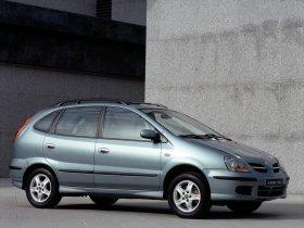 Ver foto 7 de Nissan Almera Tino 2000