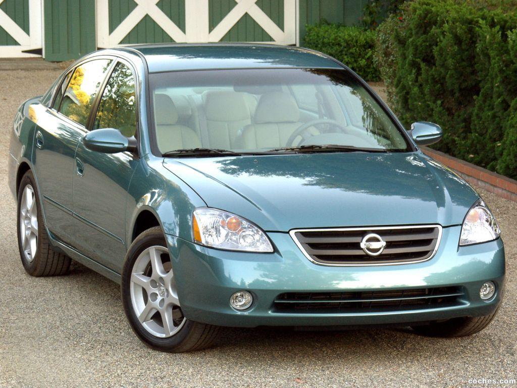 Foto 0 de Nissan Altima 2002