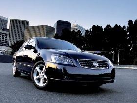 Ver foto 1 de Nissan Altima 2005