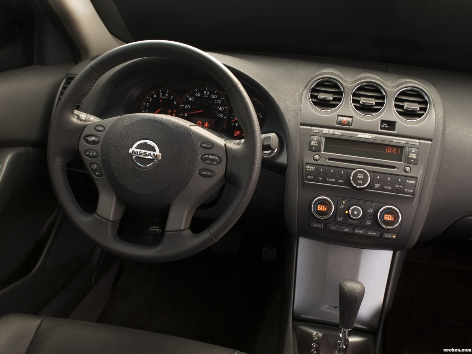 Foto 6 de Nissan Altima 2007