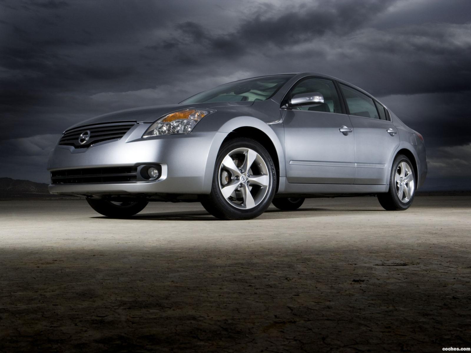 Foto 3 de Nissan Altima 2007