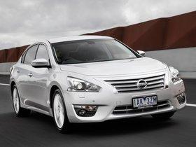 Ver foto 13 de Nissan Altima Australia 2013