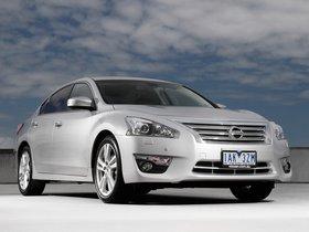 Ver foto 12 de Nissan Altima Australia 2013
