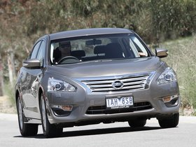 Ver foto 5 de Nissan Altima Australia 2013