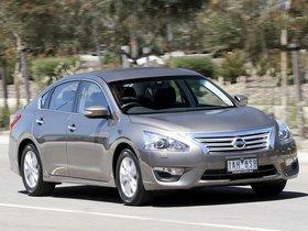 Ver foto 4 de Nissan Altima Australia 2013