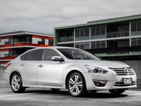 Ver foto 2 de Nissan Altima Australia 2013