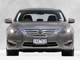 Ver foto 16 de Nissan Altima Australia 2013