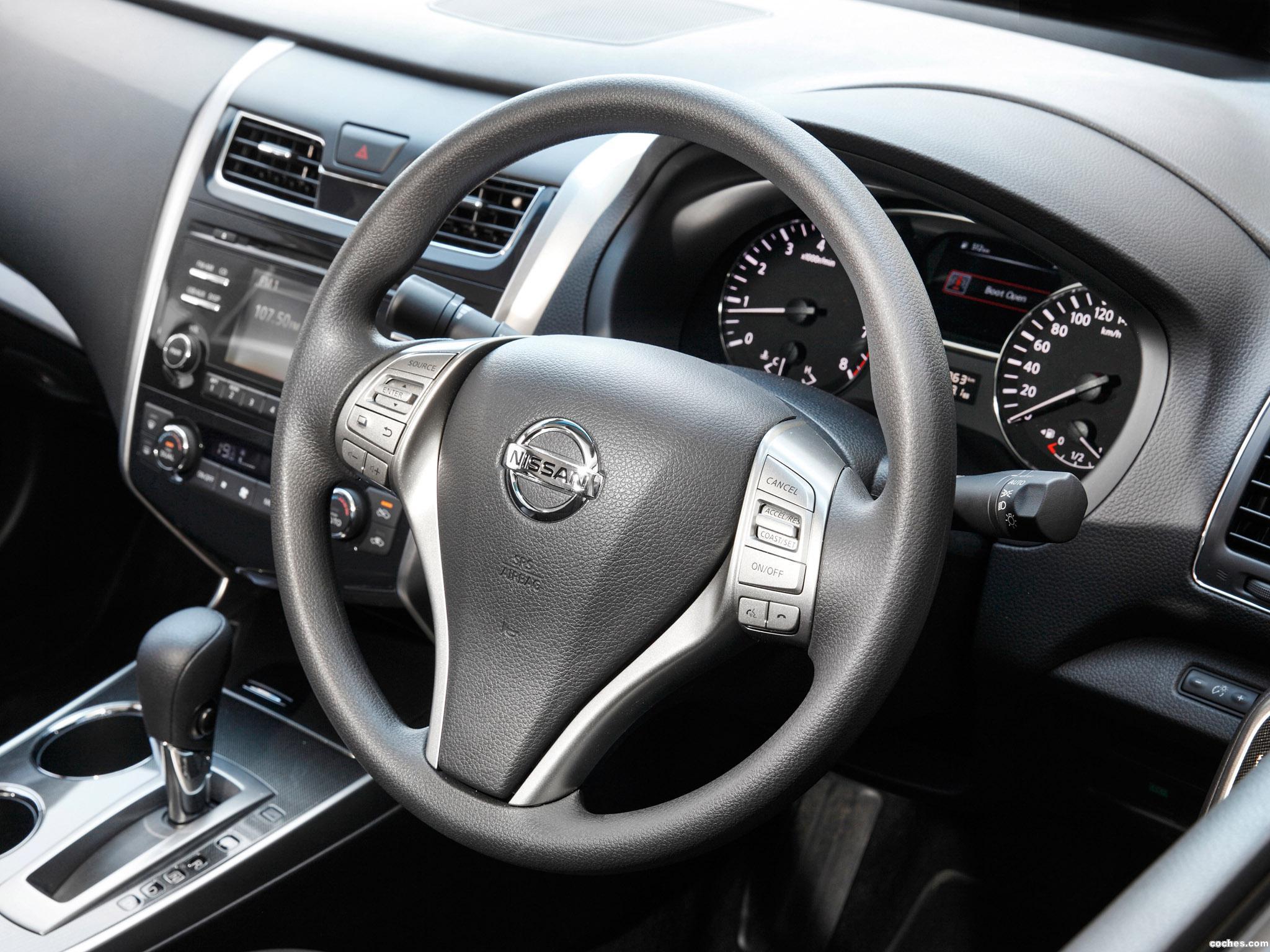 Foto 21 de Nissan Altima Australia 2013