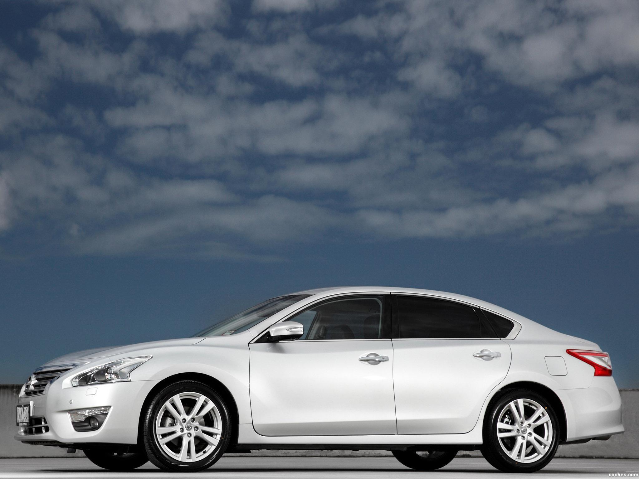Foto 10 de Nissan Altima Australia 2013