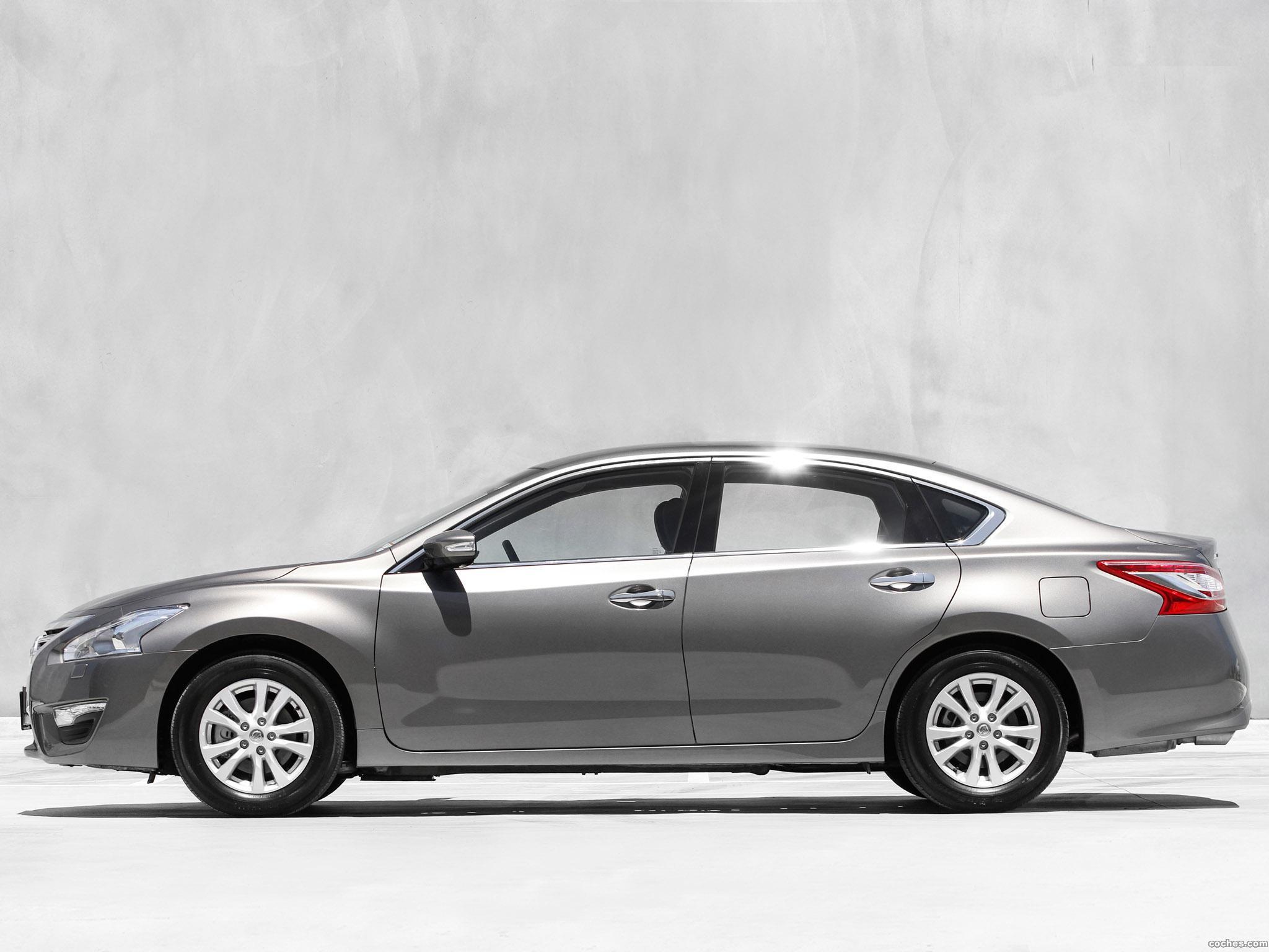 Foto 8 de Nissan Altima Australia 2013