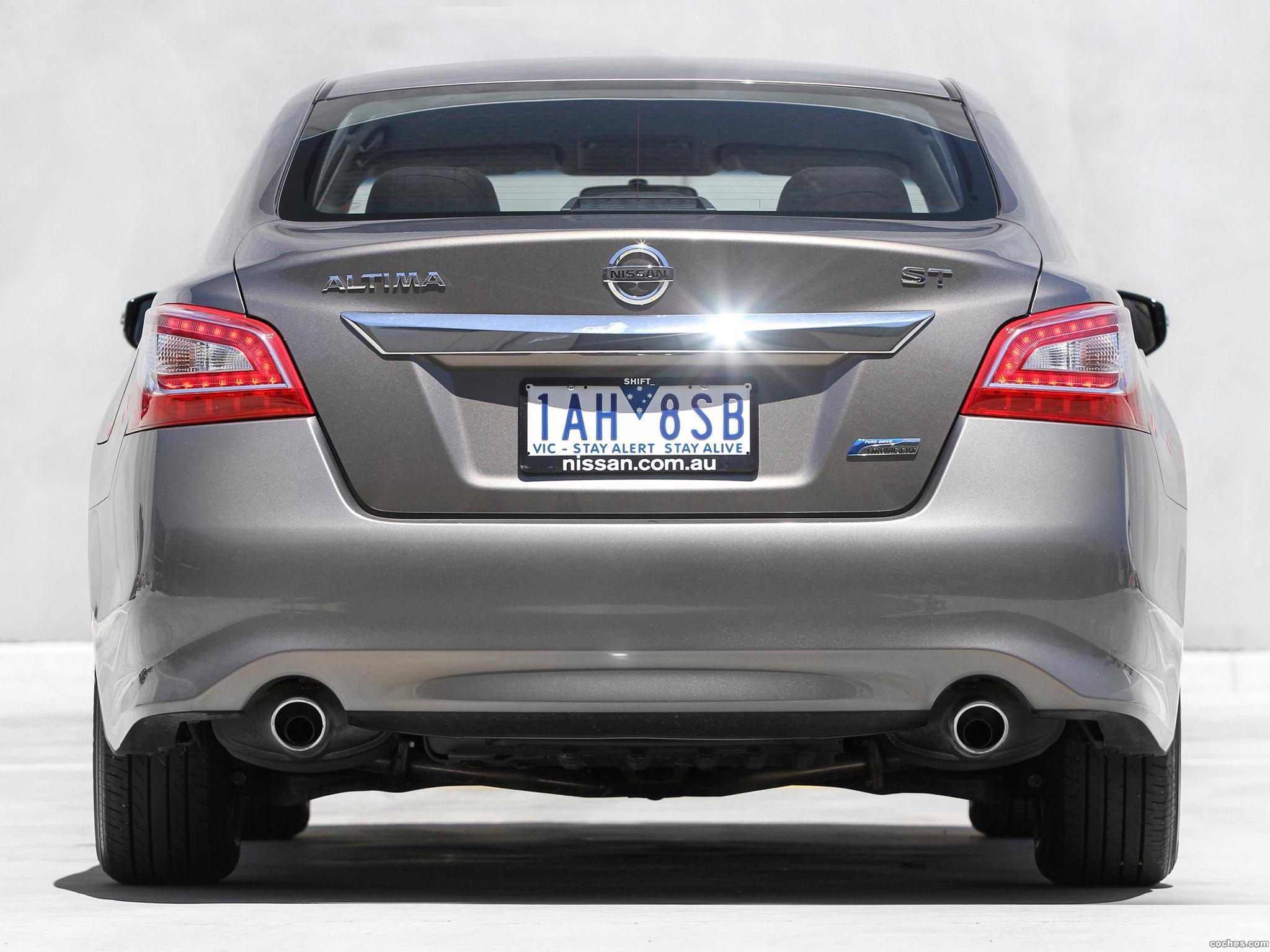 Foto 7 de Nissan Altima Australia 2013