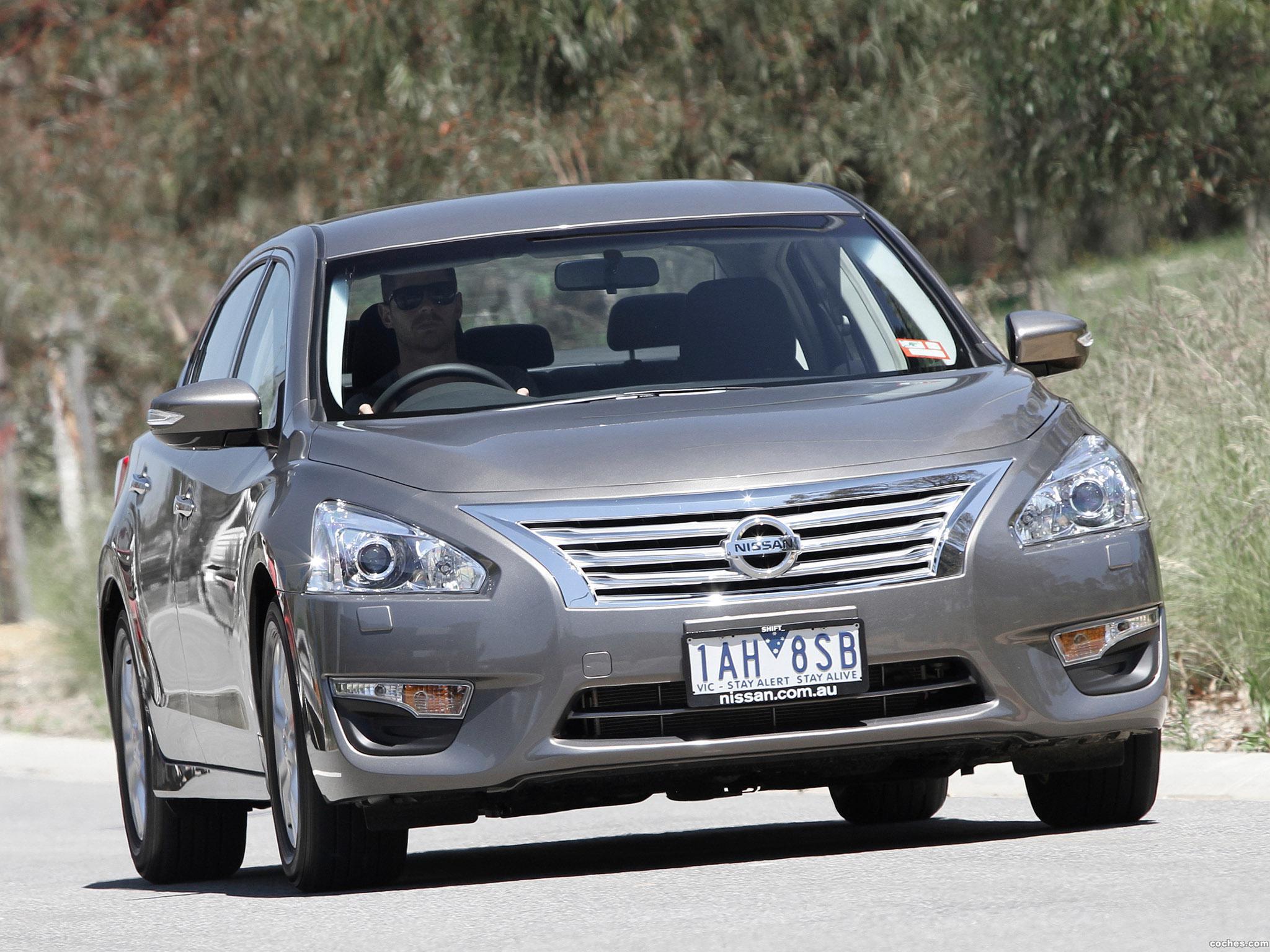 Foto 4 de Nissan Altima Australia 2013