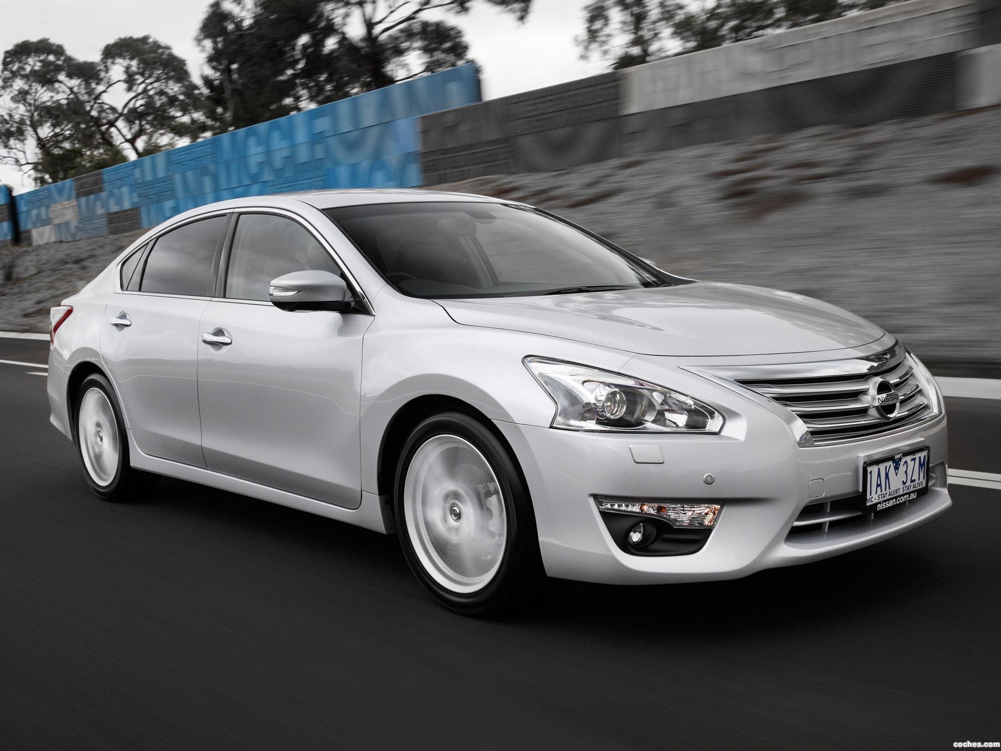 Foto 0 de Nissan Altima Australia 2013