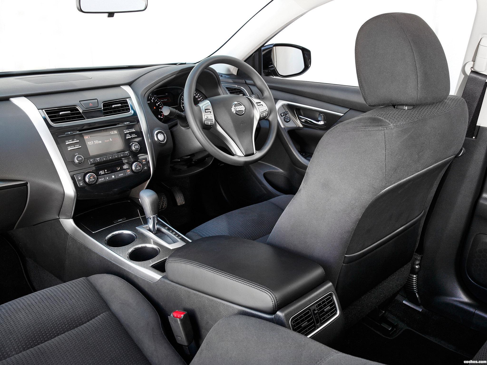 Foto 19 de Nissan Altima Australia 2013
