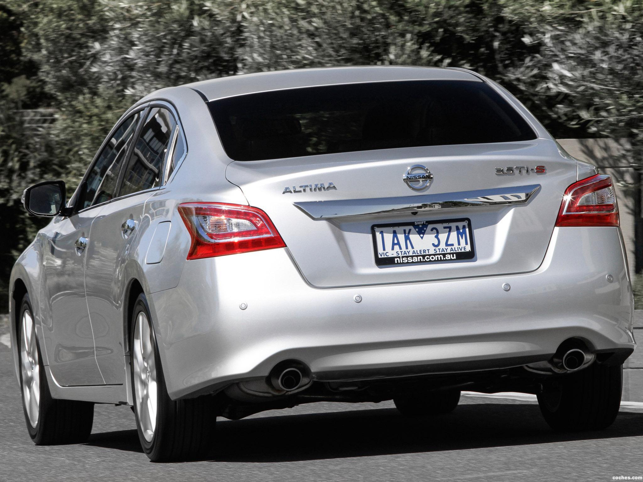 Foto 13 de Nissan Altima Australia 2013