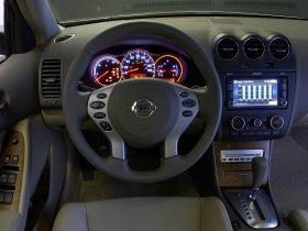 Ver foto 5 de Nissan Altima Hybrid 2008