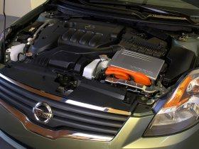 Ver foto 4 de Nissan Altima Hybrid 2008
