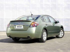 Ver foto 3 de Nissan Altima Hybrid 2008