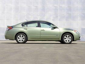Ver foto 2 de Nissan Altima Hybrid 2008