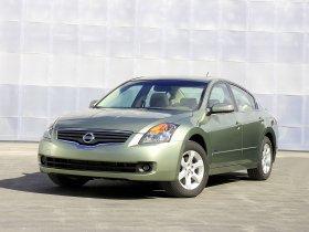 Ver foto 1 de Nissan Altima Hybrid 2008