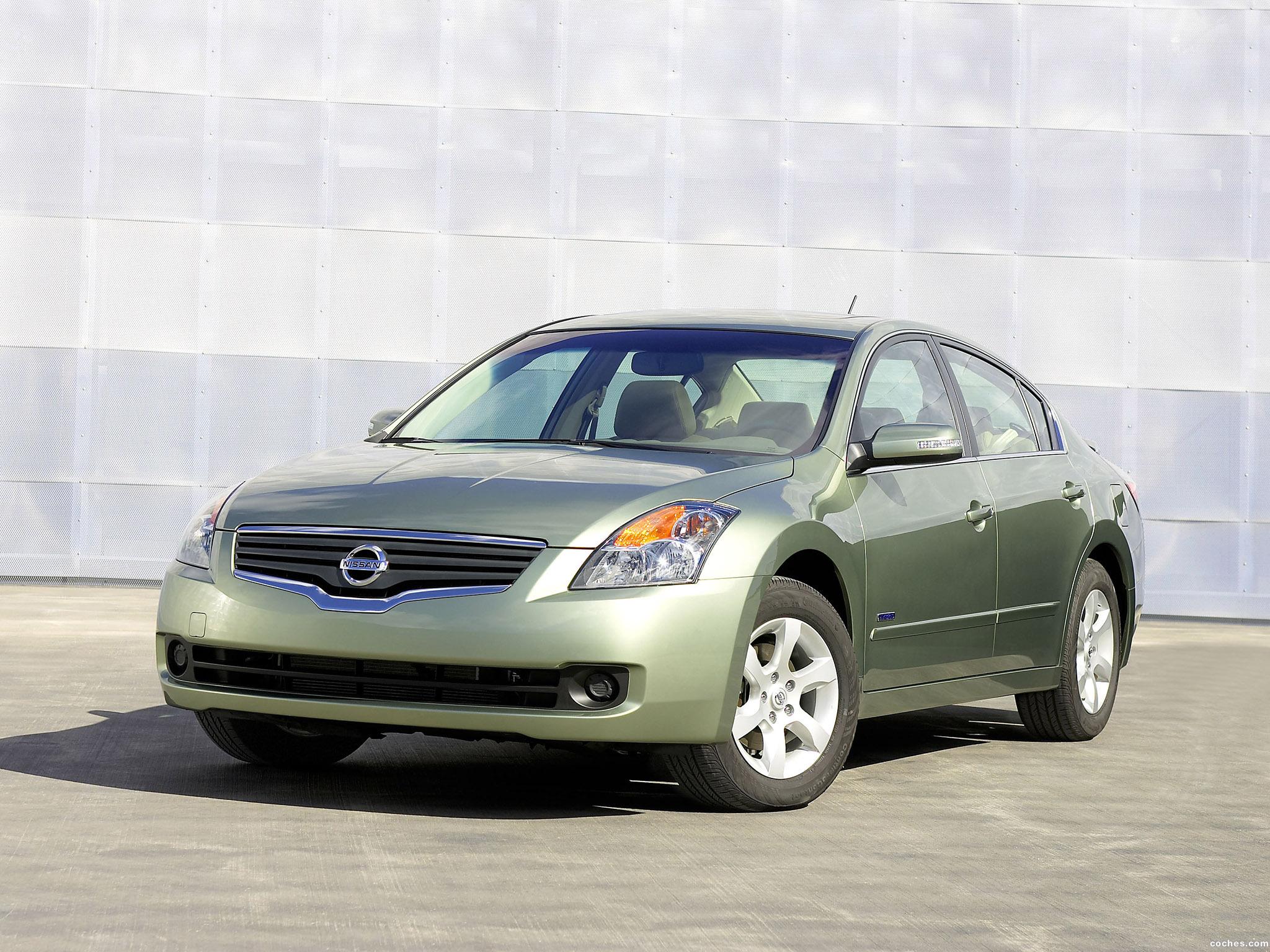 Foto 0 de Nissan Altima Hybrid 2008