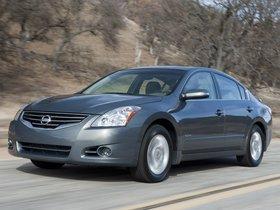 Ver foto 10 de Nissan Altima Hybrid 2010