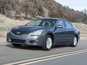 Ver foto 9 de Nissan Altima Hybrid 2010