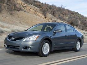 Ver foto 8 de Nissan Altima Hybrid 2010