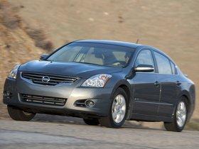 Ver foto 7 de Nissan Altima Hybrid 2010
