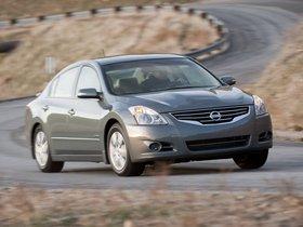 Ver foto 6 de Nissan Altima Hybrid 2010