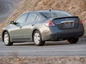 Ver foto 3 de Nissan Altima Hybrid 2010