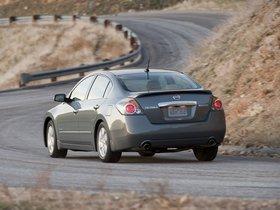 Ver foto 2 de Nissan Altima Hybrid 2010