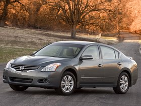 Ver foto 1 de Nissan Altima Hybrid 2010