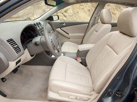 Ver foto 17 de Nissan Altima Hybrid 2010