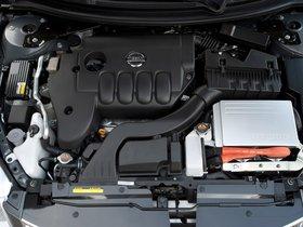 Ver foto 16 de Nissan Altima Hybrid 2010