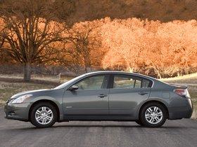 Ver foto 14 de Nissan Altima Hybrid 2010