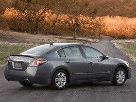 Ver foto 13 de Nissan Altima Hybrid 2010