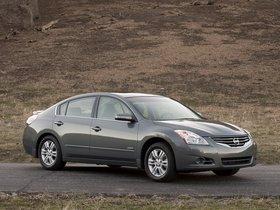 Ver foto 11 de Nissan Altima Hybrid 2010