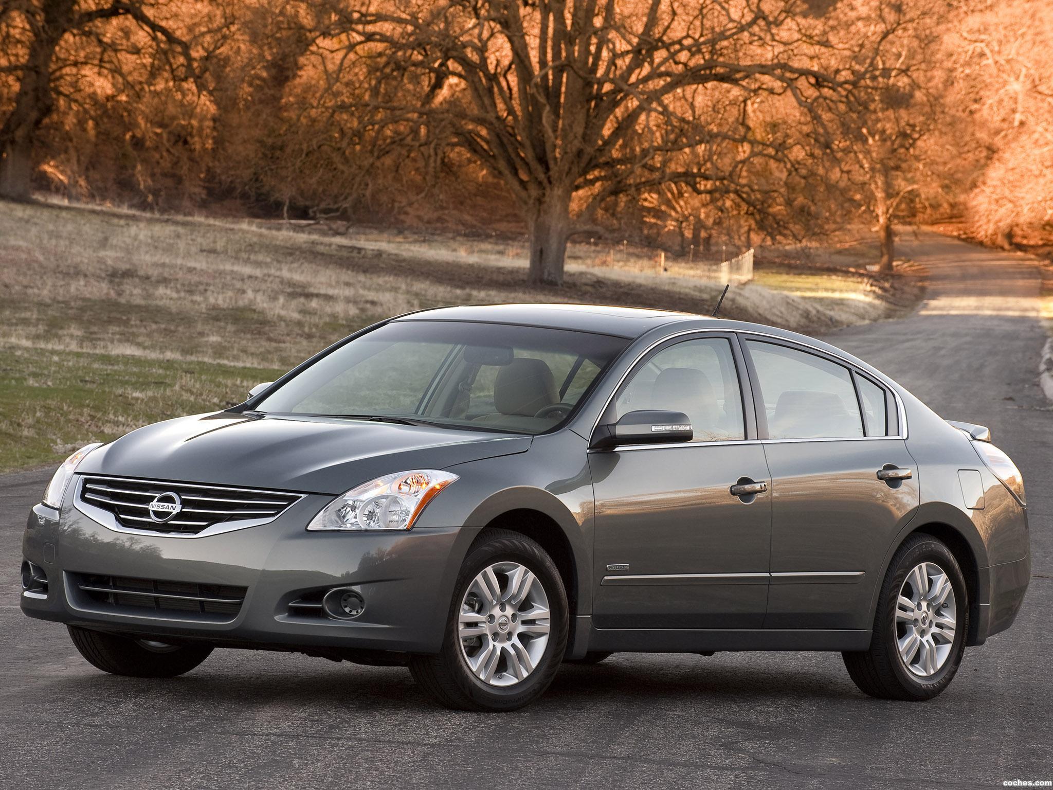 Foto 0 de Nissan Altima Hybrid 2010