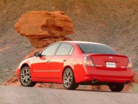 Ver foto 3 de Nissan Altima SE-R 2005