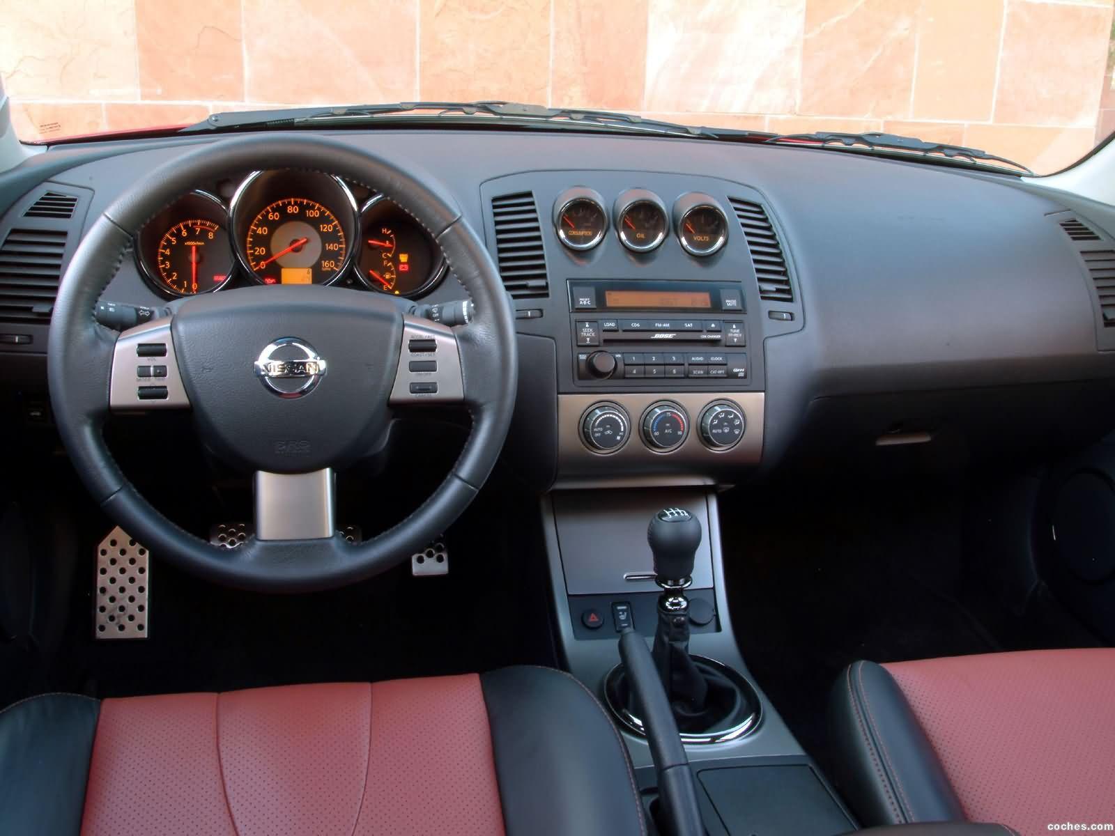 Foto 13 de Nissan Altima SE-R 2005