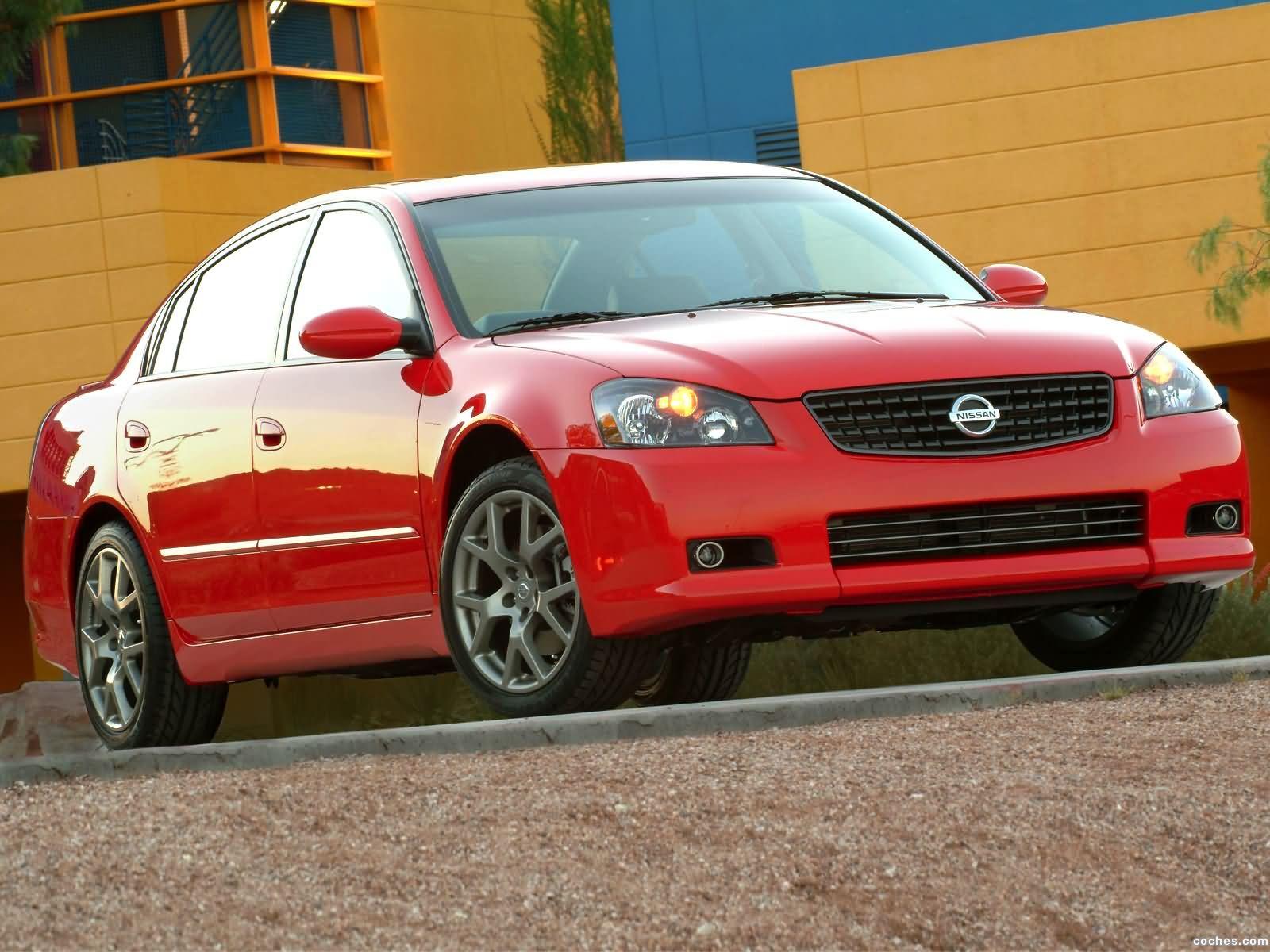 Foto 0 de Nissan Altima SE-R 2005