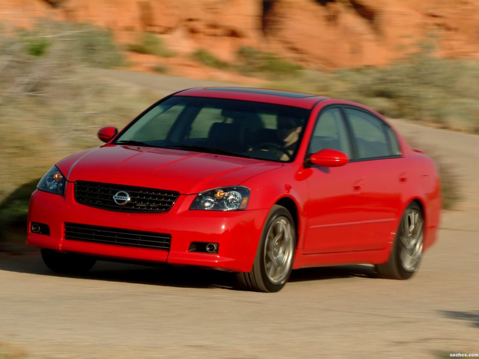 Foto 6 de Nissan Altima SE-R 2005